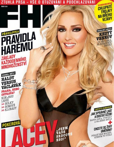 FHM Cover - Lacey Jones Deja Jordan Smaller